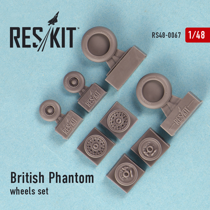 British Phantom wheels set - Image 1