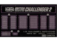 Challenger 2 Photo-Etched Set