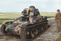French R35 Light Infantry Tank - Image 1