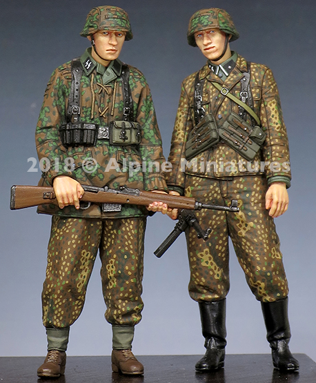 WSS Grenadiers 44-45 Set (2 figs) - Image 1
