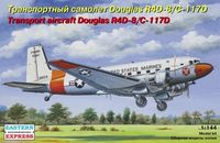 Transport aircraft Douglas R4D-8/C-117D
