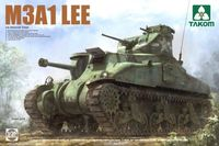 US Medium Tank M3A1 LEE - Image 1