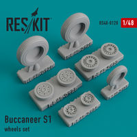 Buccaneer S1 wheels set