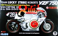 Team Lucky Strike Yamaha YZF750