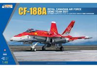 CF-188A Royal Canadian Air Force Demo Team 2017