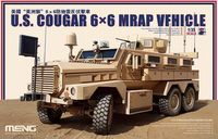 U.S. COUGAR 6x6 MRAP VEHICLE - Image 1