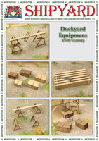 Dockyard Equipment nr31  skala 1:72