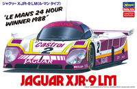 Jaguar XJR-9LM Le Mans 24 Hour Winner 1988