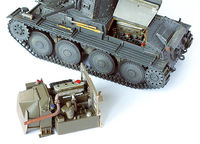 Pzkpfw 38 (t) ? engine set - Image 1