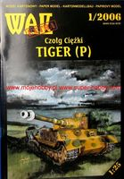 TIGER (P) Heavy tank