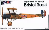 Bristol Scout (Royal Navy Air Service)