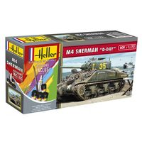 "Starter Set M4 Sherman ""D-Day"" - Image 1"