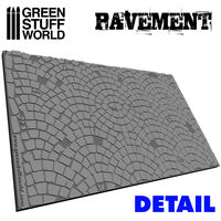 Pavement Rolling Pin