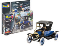 1913 Ford Model T Roadster Model Set