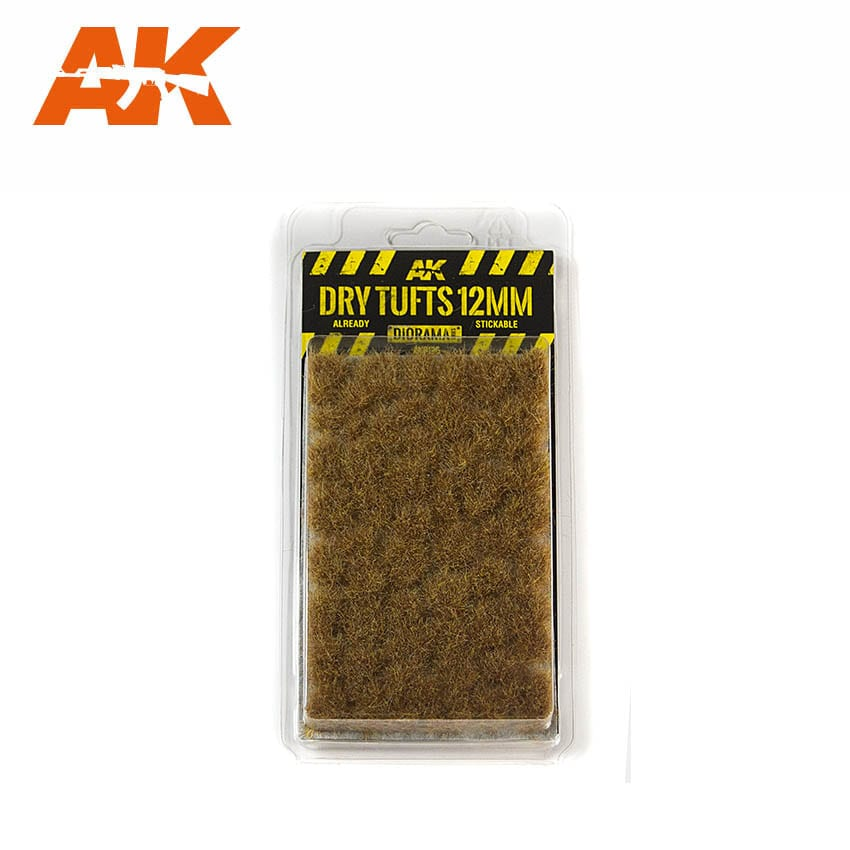 Dry Tufts 12mm - Image 1
