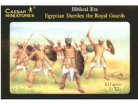 Egyptian Sherden the Royal Guard