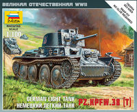 German light tank Pz.Kpfw 38 (t) (Art of Tactic) - Image 1