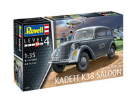 German Staff Car KADETT K38 SALOON