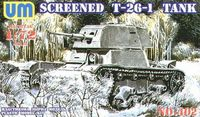 Screened T26 Tank - Image 1