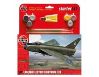 English Electric Lightning F.2A Starter Set