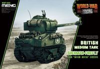 Sherman Firefly -  World War Toons