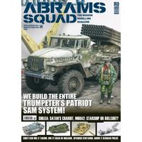 Abrams Squad nr 14 - We Build the entire Trumpeters Patriot SAM System, Shilka: Satans Chariot, M60A2: Starship or Bullshit?