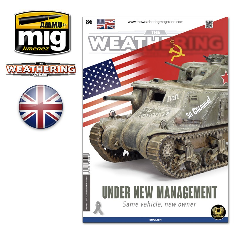 The Weathering Magazine Issue 24 UNDER NEW MANAGEMENT (English) - Image 1