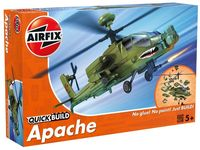 QUICK BUILD Apache Helicopter - Image 1