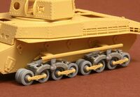40M Turán/Zrínyi suspension + roadwheels set - Image 1
