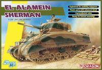 EL ALAMEIN Sherman (w/Magic Tracks) - Image 1
