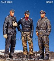 WWII German Officers (Late War) - Image 1