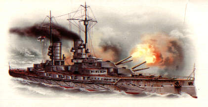 Markgraf WWI German battleship - Image 1