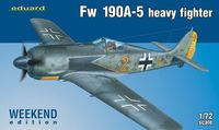 Fw 190A-5 heavy fighter - Image 1