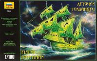 Flying Dutchman Pirate Ghost Ship