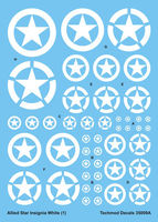 Allied Star Insignia White