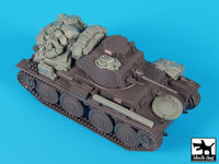 German Panzer  38(t) ausf E/F accessories set - Image 1