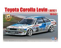 Toyota Corolla Levin AE92 Gr.A - Image 1