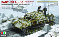 Panther Ausf. G Early/ Late version w/ Full Interior - Image 1