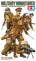 WWI British Infantry Set