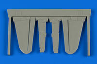 Ki-61-Id control surfaces TAMIYA