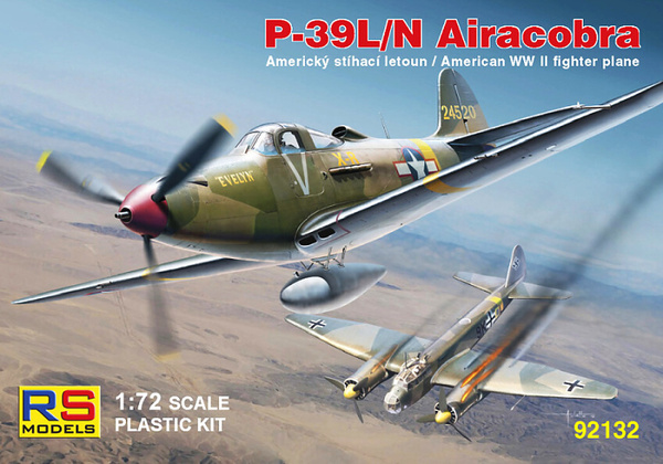 Bell P-39 L/N Airacobra - Image 1