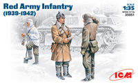 Red Army Infantry 1938-1942