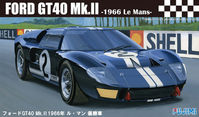 Ford GT40 Mk-II `66 LeMans Winner