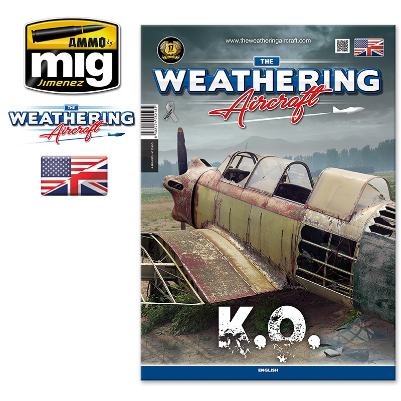 The Weathering Aircraft Issue 13 - K.O. (English) - Image 1