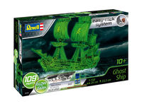 Ghost Ship - Glow in the dark