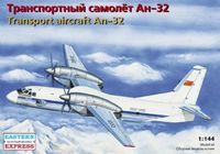 Transport aircraft An-32