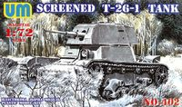 Screened T-26-1 Tank - Image 1