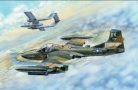 A-37B Dragonfly Light Ground-Attack Aircraft