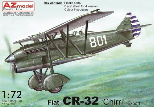 "Fiat CR-32 ""Chirri"" Export version - Image 1"