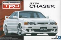 TRD JZX 100 Chaser 98 Toyota - Image 1